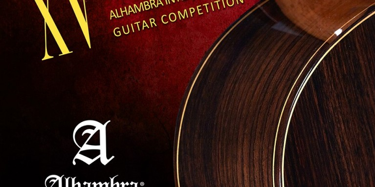 XVth Alhambra International Guitar Competition CIGA 2020