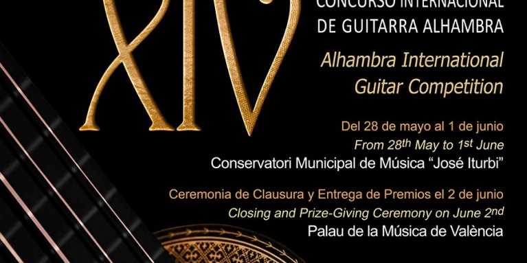 XIVth Alhambra International Guitar Competition