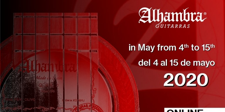 New Alhambra Free Guitar Competition 2020